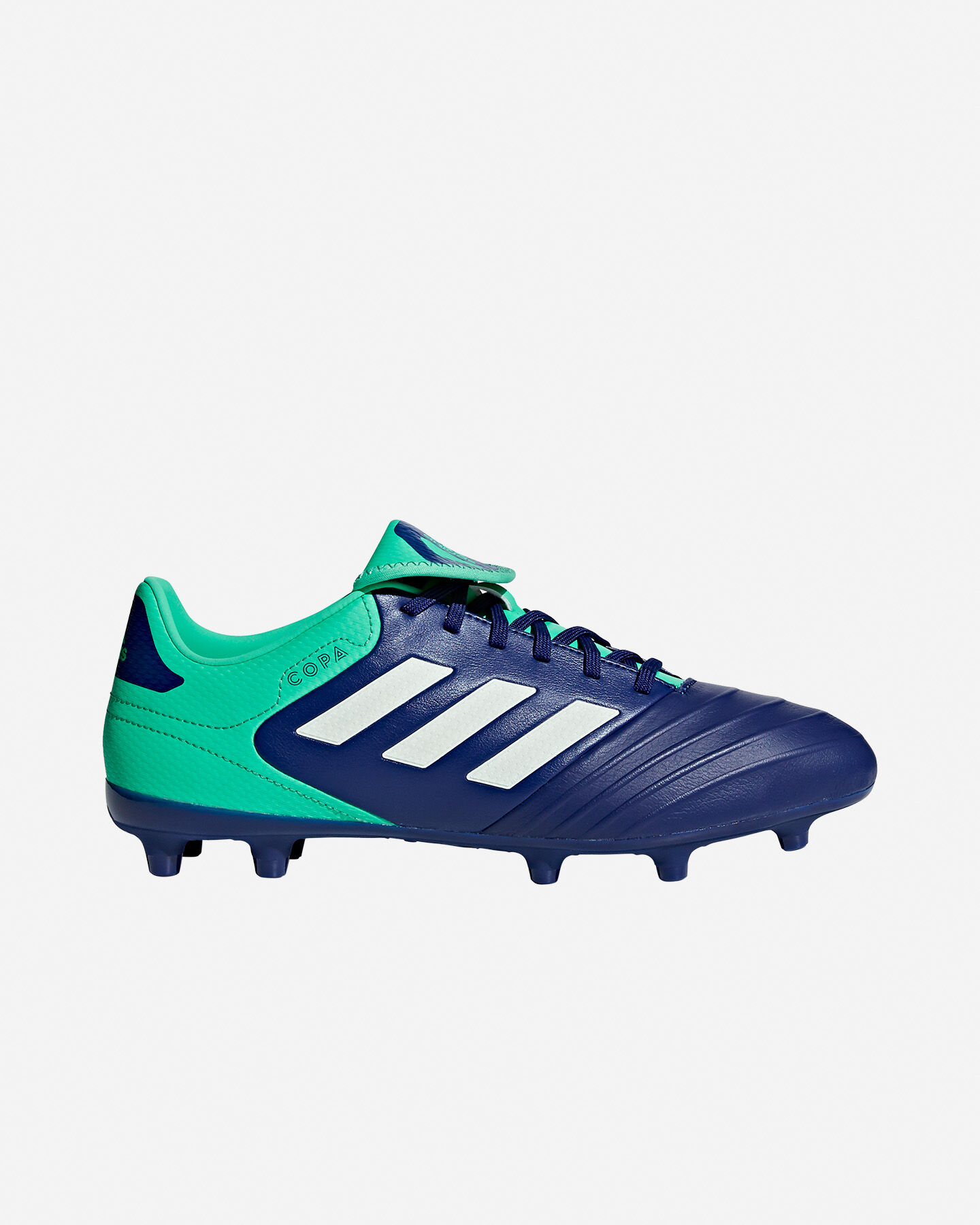 adidas Copa 74 in J, Scarpe da Calcio Unisex - Bambini, Nero (C Black/FTW bianca/c Black), 38 2/3 EU