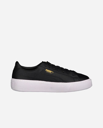 Scarpe sneakers PUMA BASKET PLATFORM CORE W