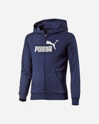 FELPE bambino PUMA ATHLETIC JR