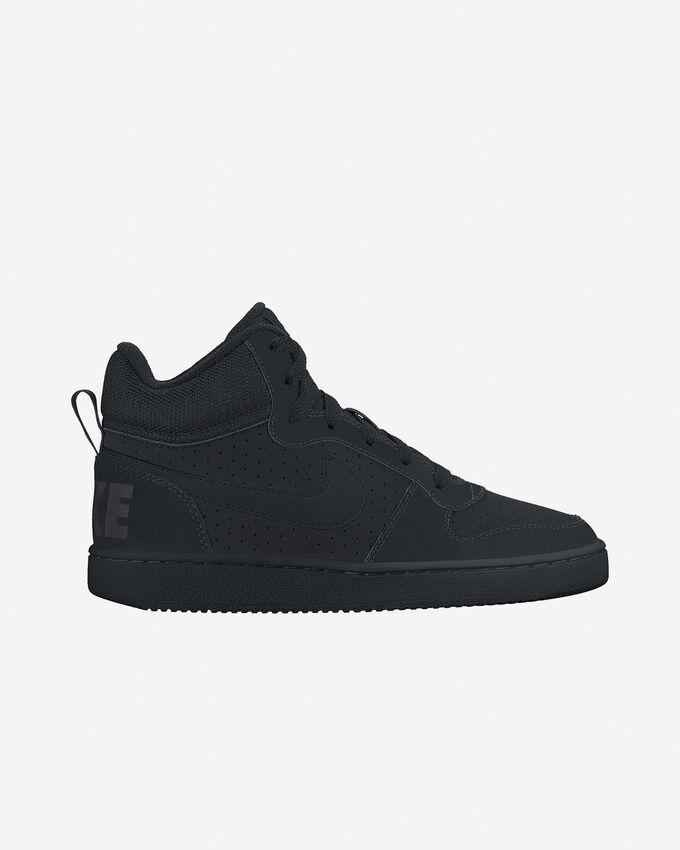 Scarpe sneakers NIKE COURT BOROUGH MID GS JR