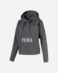 FELPE donna PUMA POLYCOTT CC BLOGO W