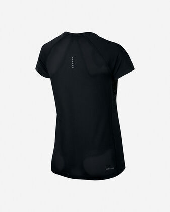 T-Shirt running NIKE DRY MILER TOP W