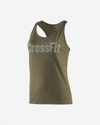 Canotta training REEBOK CROSSFIT F.E.F GRAPHIC W