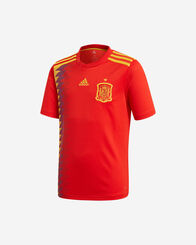 T-SHIRT bambino ADIDAS 17-18 SPAIN HOME JERSEY JR
