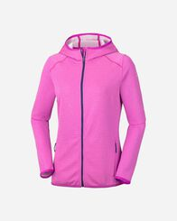 PILE E SOFTSHELL donna COLUMBIA CABANON CEEK FZ HD W