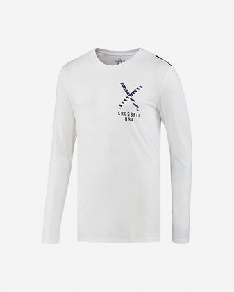 T-Shirt training REEBOK CROSSFIT PATRIOTIC USA M