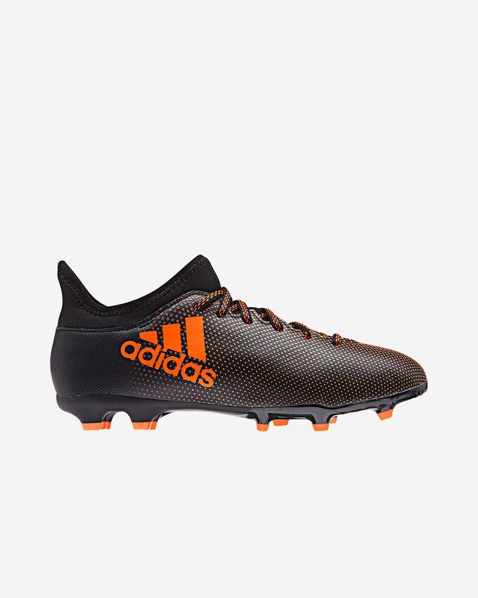 Scarpe calcio ADIDAS X 17.3 FG J JR