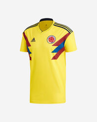 T-SHIRT uomo ADIDAS 17-18 COLOMBIA HOME JERSEY M