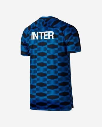 Abbigliamento calcio NIKE INTER PRE MATCH M