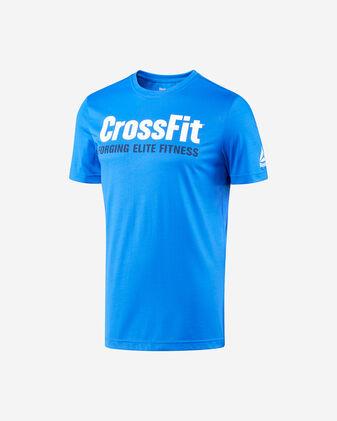 T-Shirt training REEBOK CROSSFIT SPEEDWICK F.E.F. M