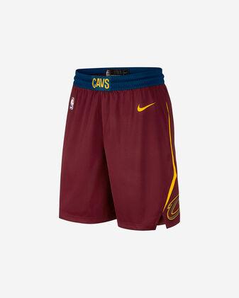 Pantaloncini basket NIKE NBA CLEVELAND CAV M