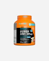 INTEGRATORI ALIMENTARI  NAMED SPORT SUPER 100% WHEY WHITE CHOCO+STRAWBERRY 908G