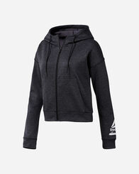 NUOVI ARRIVI donna REEBOK WORKOUT READY THERMOWARM FLEECE W