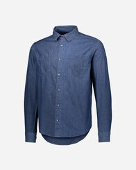 CAMICIE uomo BEAR DENIM SHIRT M