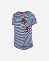 T-SHIRT donna MISTRAL ROSES HEART W