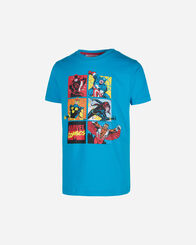 T-SHIRT bambino DISNEY AVENGERS MARVEL COMICS JR
