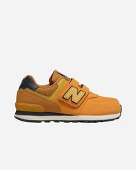 IDEE REGALO bambino NEW BALANCE 574 HOOK AND LOOP JR