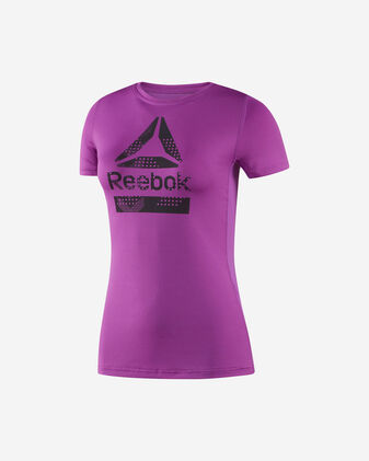 T-Shirt training REEBOK ACTIVCHILL GRAPHIC W