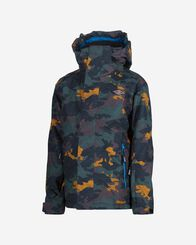 SNOWBOARD bambino BEAR SNOW JACKET JR