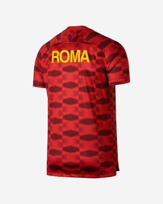 Abbigliamento calcio NIKE ROMA PRE MATCH M