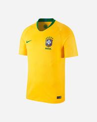 SPECIAL PROMO ANTICIPO SALDI uomo NIKE BRASILE HOME WORLD CUP 2018 M