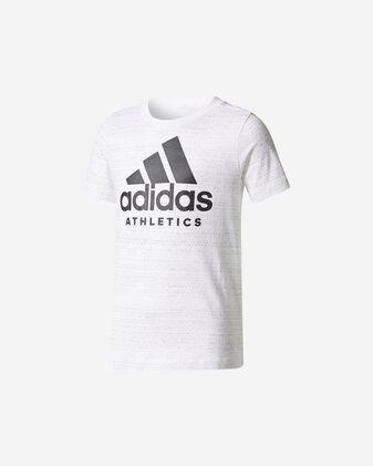 T-Shirt ADIDAS ATHLETICS LOGO JR
