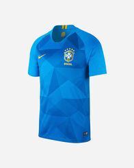 T-SHIRT uomo NIKE BRASILE AWAY WORLD CUP 2018 M