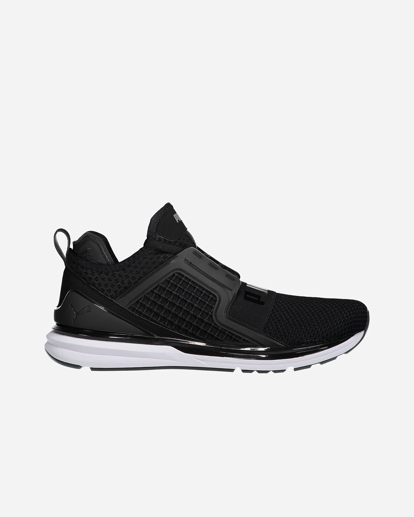 puma ignite limitless black bambino