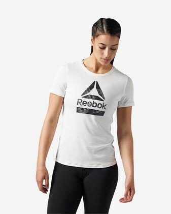 T-Shirt training REEBOK ACTIVCHILL GRAPHIC TEE W