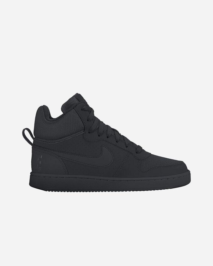 Scarpe sneakers NIKE COURT BOROUGH MID W