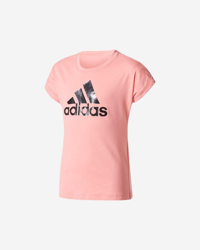 T-Shirt ADIDAS YOUTH LOGO TEE JR