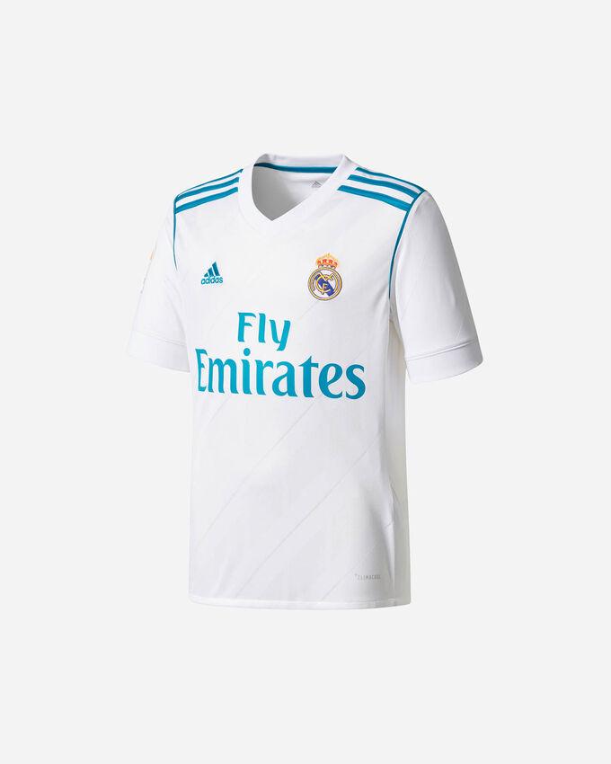 Maglia calcio ADIDAS REAL MADRID HOME 17-18 JR