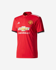 T-SHIRT uomo ADIDAS MANCHESTER UNITED HOME 17-18 M