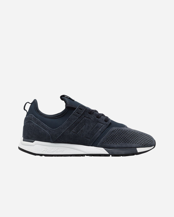 Scarpe sneakers NEW BALANCE SUEDE 247 M