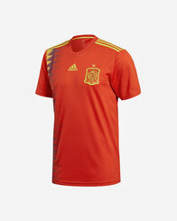 T-SHIRT uomo ADIDAS 17-18 SPAIN HOME JERSEY M