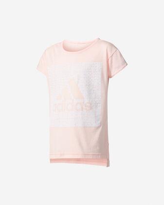 T-Shirt ADIDAS BOX LOGO JR