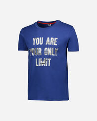 T-SHIRT E CANOTTE uomo ARENA ONLY LIMIT M
