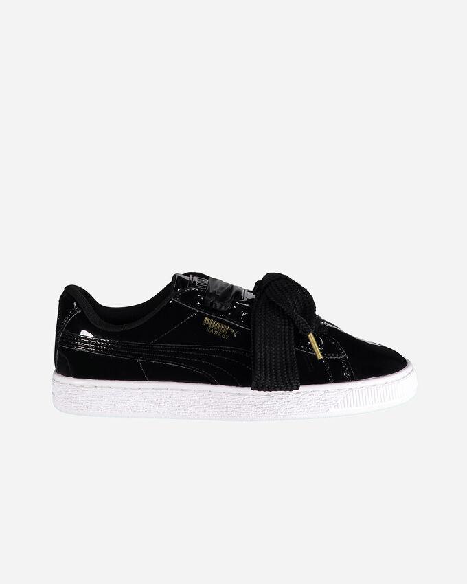 Scarpe sneakers PUMA BASKET HEART PATENT W
