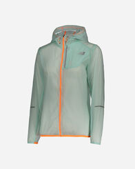 GIACCHE OUTDOOR donna NEW BALANCE LITE PACKABLE JACKET W