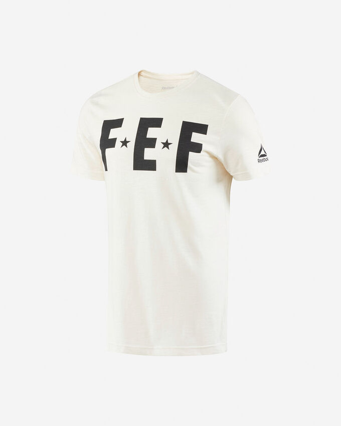 T-Shirt training REEBOK CROSSFIT F.E.F. GRAPHIC M