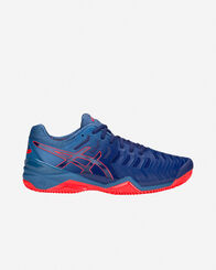SCARPE uomo ASICS GEL-RESOLUTION 7 CLAY M
