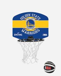 SPALDING bambino_unisex SPALDING NBA MINIBOARD GOLDEN STATE WARRIORS