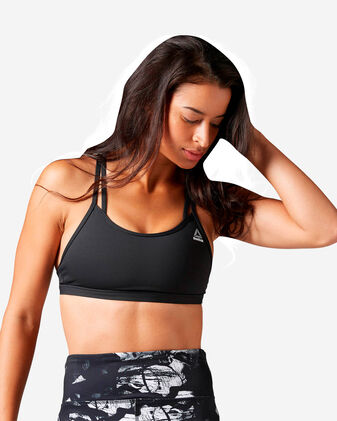 Bra training REEBOK HERO STRAPPY SPORTS W