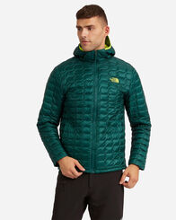 GIACCHE OUTDOOR uomo THE NORTH FACE THERMOBALL HOODIE M