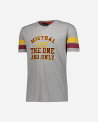 T-SHIRT uomo MISTRAL THE ONE AND ONLY M