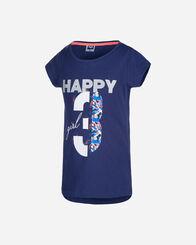 T-SHIRT bambina ARENA MC 3 HAPPY JR