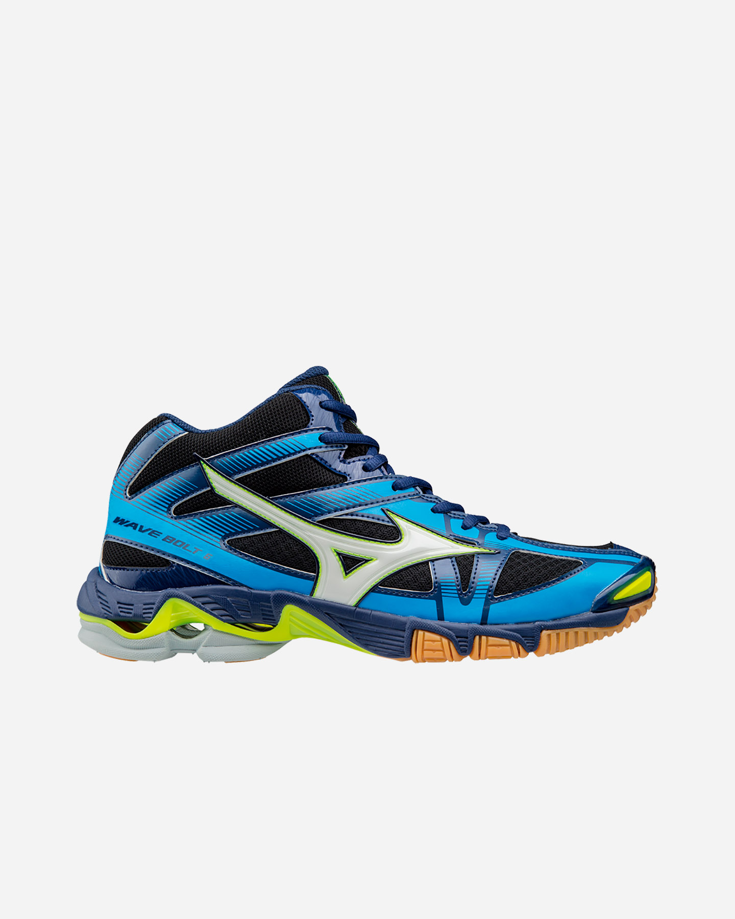 MizunoWave Bolt 6 Mens Volleyball Shoes - Wave Bolt 6 Scarpe da Pallavolo da Uomo da Uomo 1XIIkK