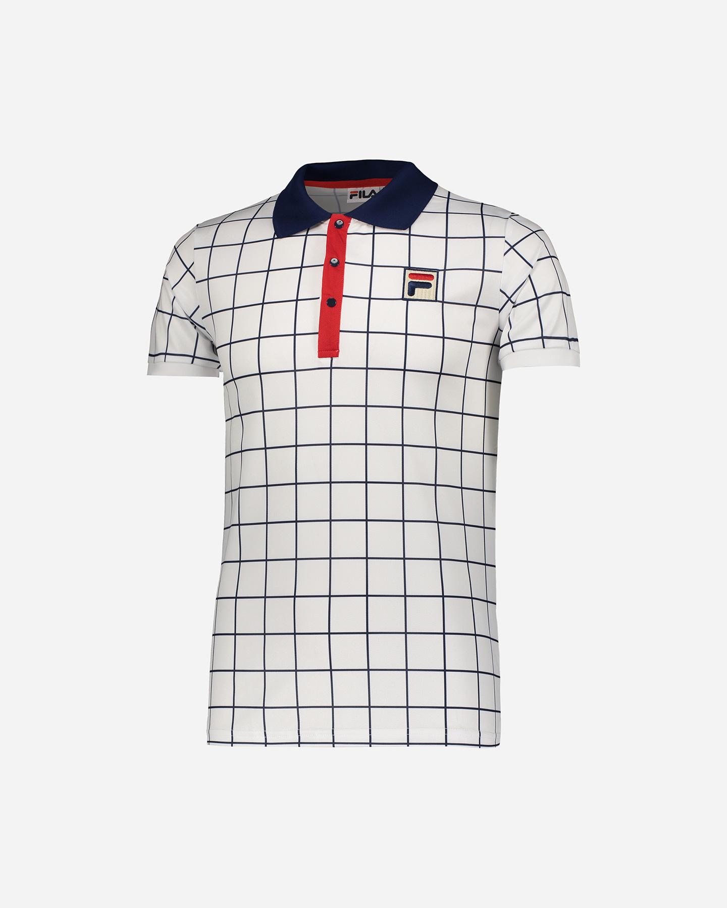 Fila Tennis Polo Shirt | RLDM