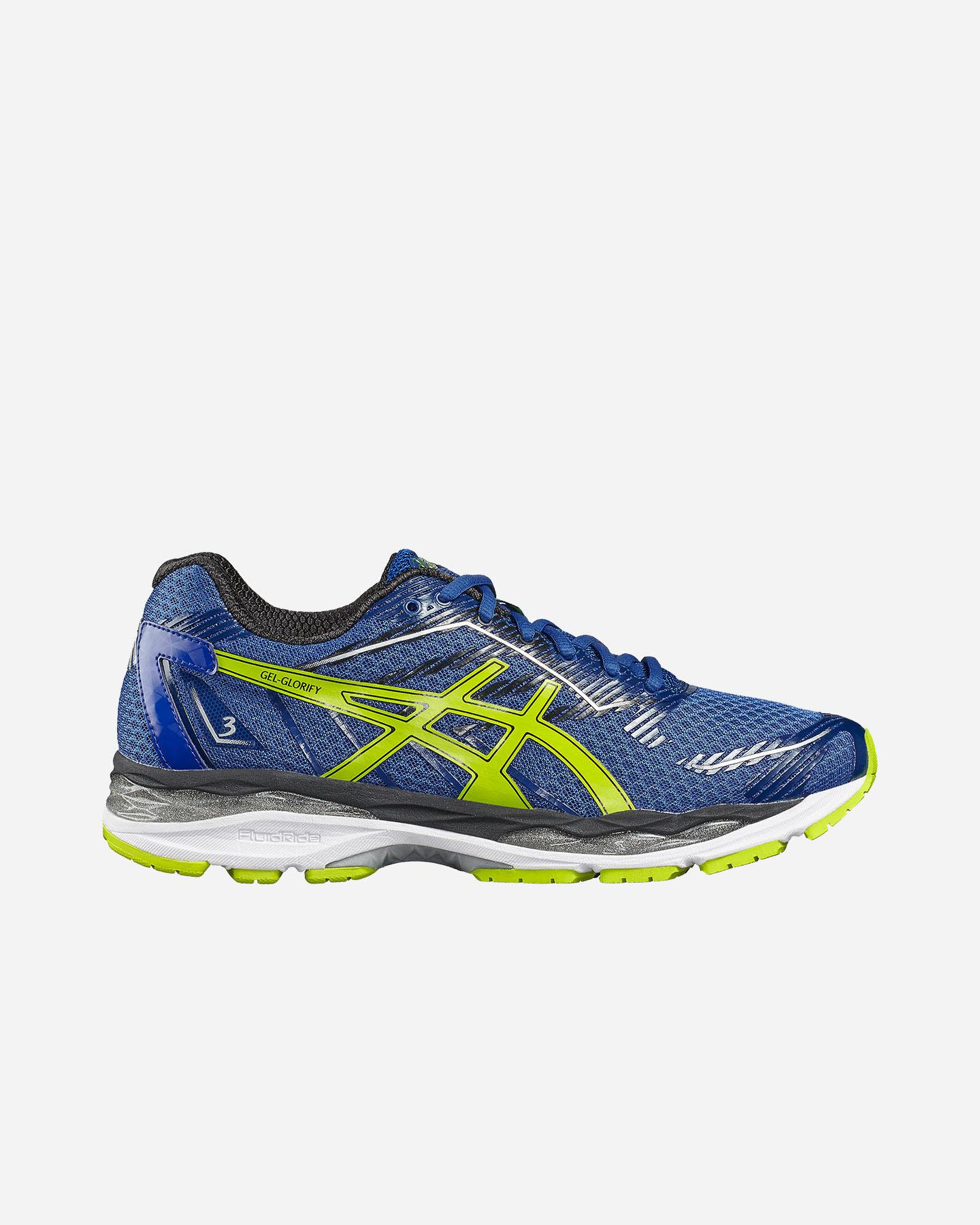 scelta scarpa running asics