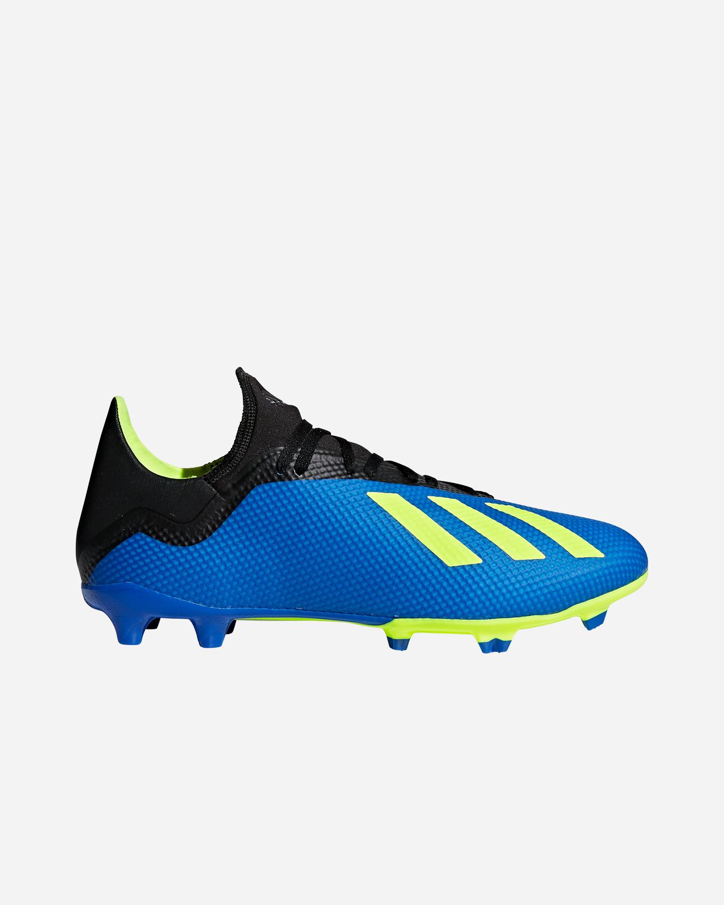 Scarpe calcio ADIDAS X 18.3 FG M ...